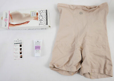 770e17825a5c7 BELLY BANDIT Thighs Disguise Maternity Support Shorts - Nude Sz Small