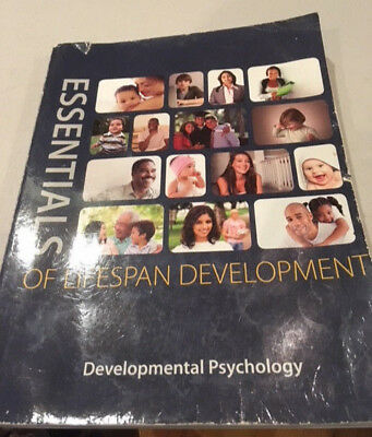Essentials of Life-Span Development, 2nd ed by John W. Santrock (2011 Paperback)