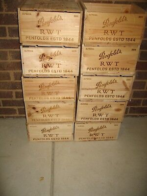 Wine Wooden Boxes