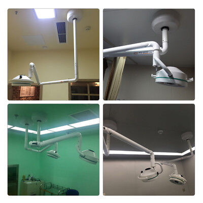 36W Ceiling Shadowless LED Lamp Dental Surgery Auxiliary Lighting 360° Rotatable