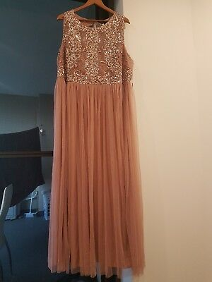 BRAND NEW Plus size gown!