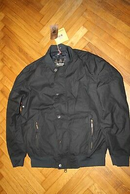 Barbour International Steve Mcqueen Men's Beech Wax Jacket- Navy Mwx1092Ny92