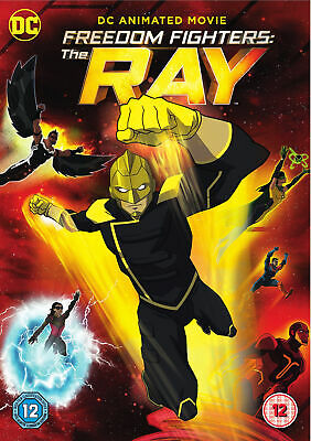 Freedom Fighters: The Ray [2018] (DVD)