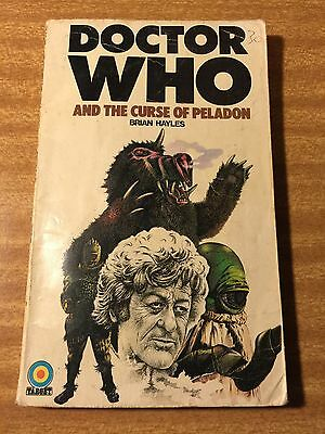 Doctor Who and the Curse of Peladon by Brian Hayles (Paperback, 1976)