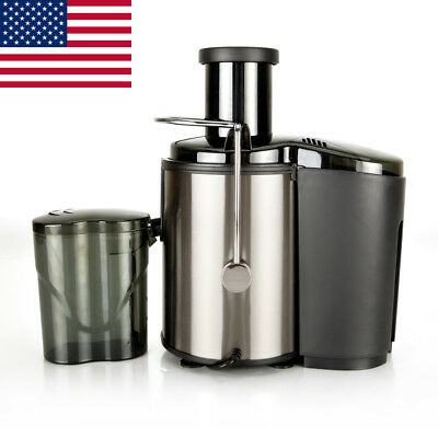Fruit Vegetable Multi-Function Juicer Home Electric Juice Extractor 800W New US