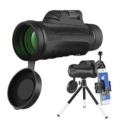 BAK4 Monocular Telescope Compact, Monoculars for Adults with mount for Phone