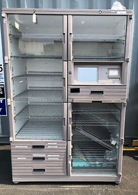 Cardinal Health Supply Cabinet Model 43-00227