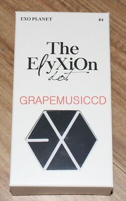 EXO PLANET #4 The ElyXiOn dot OFFICIAL GOODS VOICE KEYRING KEY RING + PHOTO CARD
