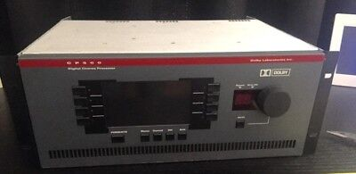 Used Dolby CP 500 Digital Cinema Processor