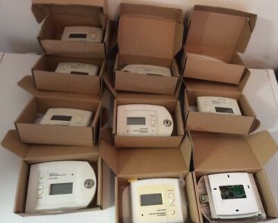 Lot Of 10 TOTALINE thermostat P374-2300-SCH  PROGRAMMABLE