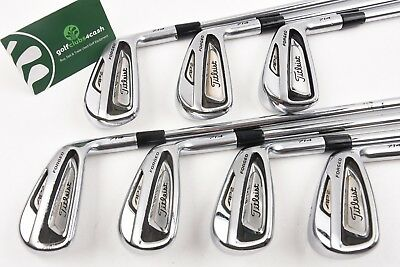 Titleist Ap2 714 Forged Irons / 4-Pw / Stiff Dynamic Gold S300 / Tiitit035