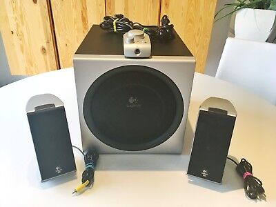 Logitech Z 2300 THX 2.1 Multimedia Speaker System