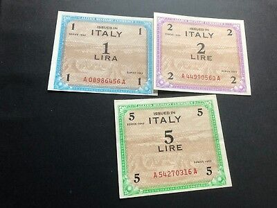 italy currency military m535