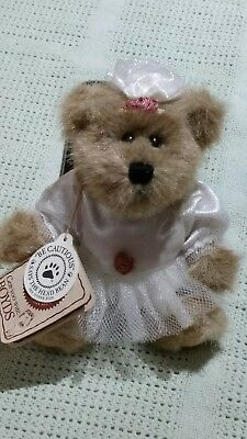 Boyd's Bears Brianna Tippeetoes 913959 Retired ME Collection Pre-owned