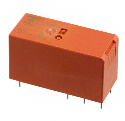 1 pc Bistable (latching) 2-coil relay 5V coil, 16A contact, SPDT. RT314F05