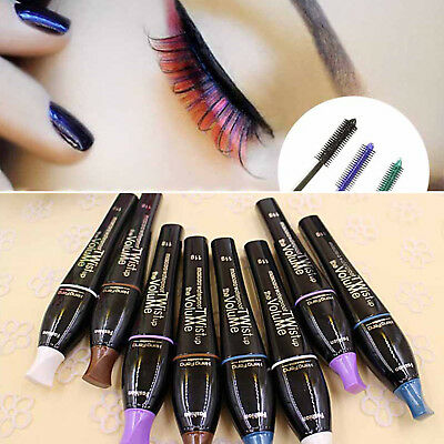 Cosmetic Makeup Extension Long Curling Thick Waterproof Mascara Eye Lashes