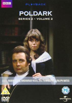 Poldark: Series 2 - Part 2 [DVD] [1975], Very Good DVD, Terence Edwards, Forbes
