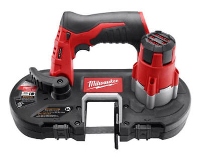 Milwaukee M12 Band Saw 12-Volt Lithium-Ion Cordless Sub-Compact Cut (Tool-Only)