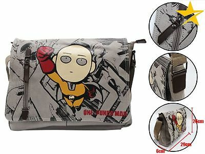 Shoulder Strap One Punch-Man Punch Man Knapsack Bag Saitama Genos Manga Anime #1