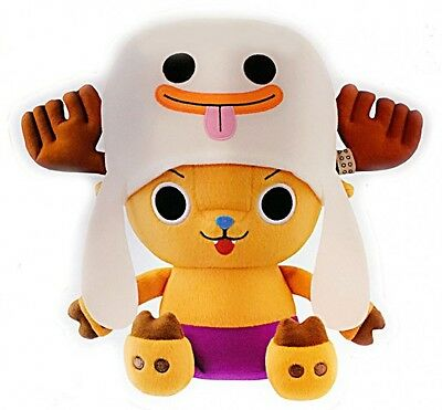 Plush One Piece 32 Cm Plush Doll Tony Chopper Happy Halloween 2015 Version #1