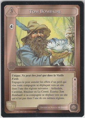 MECCG - Middle Earth ccg - METW- Lord of the Rings - Tom Bombadil - NMINT