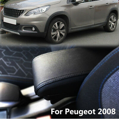 Console For Peugeot 2008 New Storage Box Center Arm Rest Modification