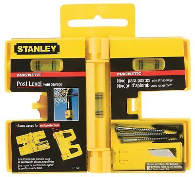 STANLEY Magnetic Post Level