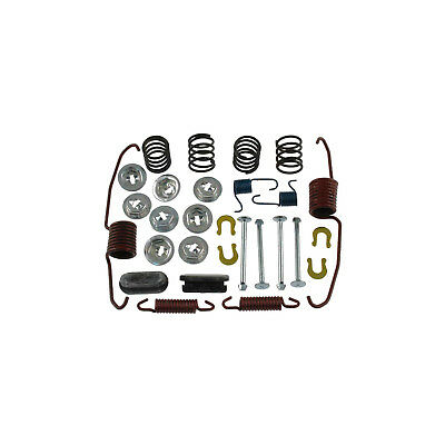 Drum Brake Hardware Kit Rear CARLSON 17282