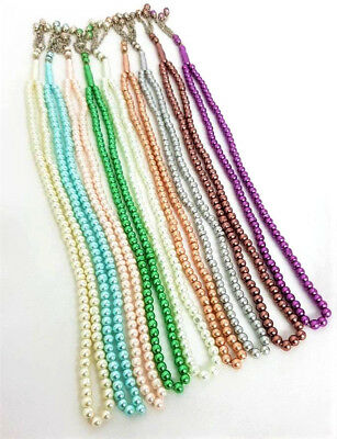 Fresh Water Pearls 101 Prayer Beads Tasbih -Tasbee Tasbi (30cm)