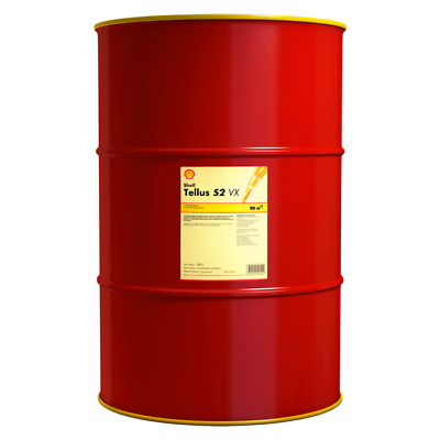 Shell Tellus S2 Vx 32 Hydraulic Fluid - 55 Gallon Drum