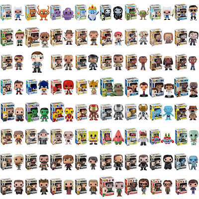 Funko Pop Figures Large Collection - Choose Your Pop Vinyl - Uk Seller No Fakes