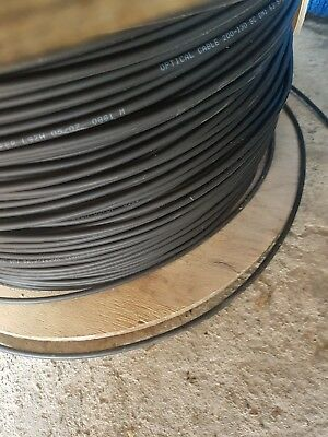 8core 62.5mm Fibreoptic Cable 600m Drum LSZH.