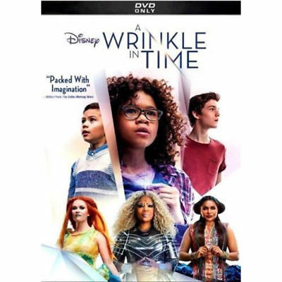 A Wrinkle In Time (DVD, 2018) Free Fast Shipping From USA