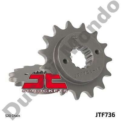 Front sprocket 16 tooth JT Ducati 748 851 888 Monster 400 600 620 750 797 900