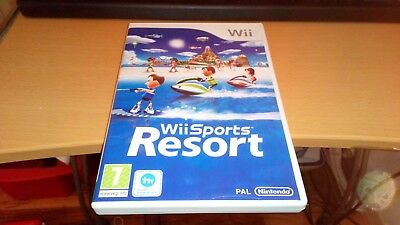 wii sports resort manual instruction booklet only nintendo u rh picclick co uk Wii Controller Wii Controller
