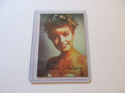 2018 Twin Peaks Trading Cards Laura Palmer Memorial Case Topper Card CT1