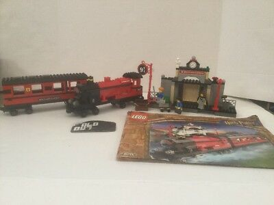 Lego Harry Potter Hogwarts Express 4708 99 Complete With