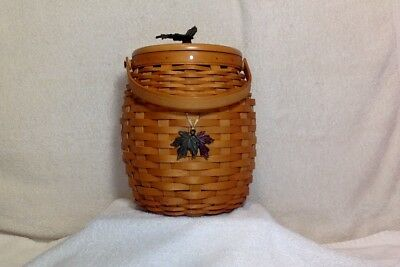 Longaberger 2000 Century Celebration Autumn Fields Basket Combo`- New -