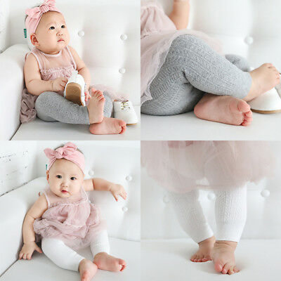 Toddler Soft Baby Girls Warm Cotton Tights Pantyhose Tights Baby Kids Stockings
