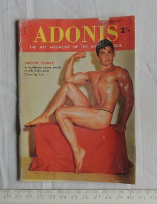 Adonis / GAY, VINTAGE, PHYSIQUE, BEEFCAKE