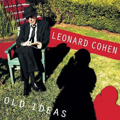 Old Ideas (1 CD Audio) - Leonard Cohen