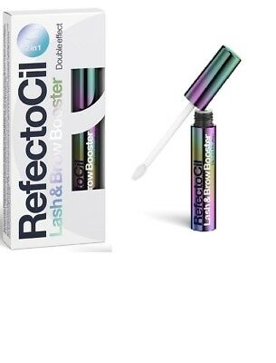 RefectoCil® Lash & Brow Booster Wimpern Augenbrauen Wimpernpflege Applikator 6ml