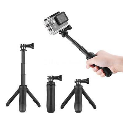 Mini Extension Pole Selfie Stick Tripod Stand Hand Grip for GoPro Hero 3/5/4/3+3