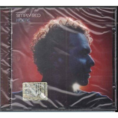 Simply Red CD Home Nuovo Sigillato 5055131700041