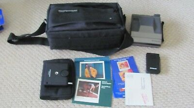 Polaroid Spectra System Camera W/ Case & Other Accessories EXCELLENT CONDITION