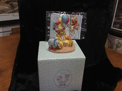 Cherished Teddies Elissa RARE 2004 Limited Edition NIB FREE SHIPPING