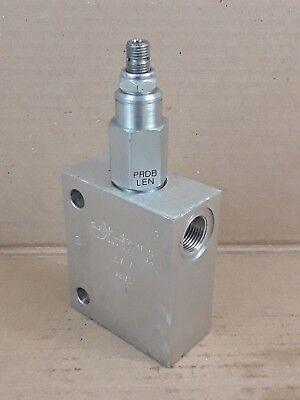 "Sun Hydraulic Reducing Relieving Valve PRDB-LEN-EAV 2-28BAR Range 1/2"" Ports *"