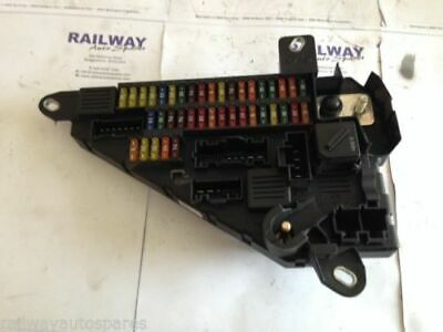 BMW 5 6 Series E60 E61 E63 E64 Power Distribution Fuse Box Boot ...