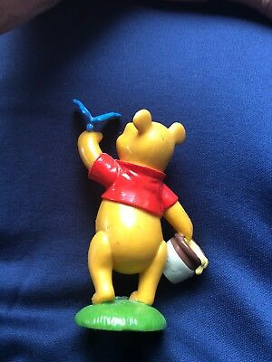 Rare Vintage Winnie The Pooh Figure Retired Obscure