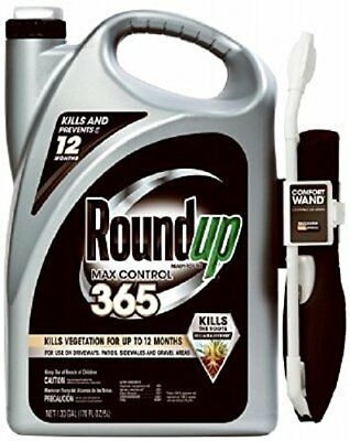 Roundup Max Control 365 Ready-to-Use Comfort Wand Sprayer, 1.33-Gallon (Weed Kil